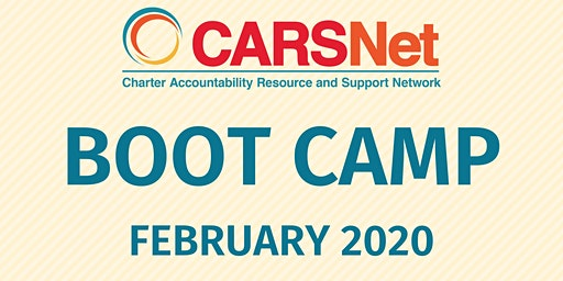 CARSNet Boot Camp: February 24-25, 2020 - San Diego COE