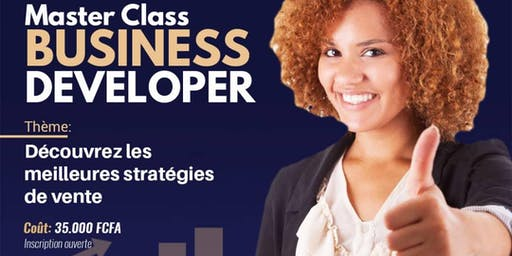 Master Class BUSINESS DEVELOPER