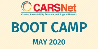 CARSNet Boot Camp: May 7-8, 2020 - Fresno COE