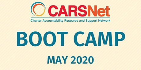 CARSNet Boot Camp: May 7-8, 2020 - Fresno COE tickets