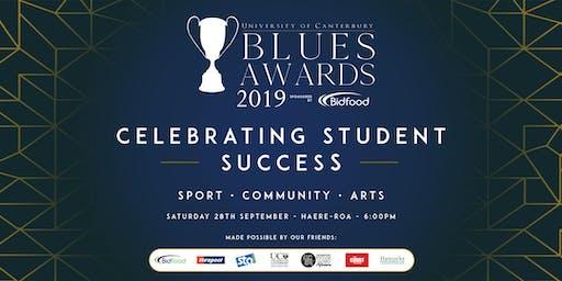 University of Canterbury Blues Awards 2019
