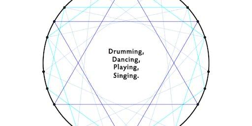 RhythMandala @  Dance Church