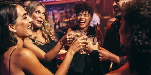 Singles Party with Free Open Bar For Ladies