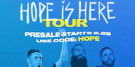 Hope is Here Tour tickets