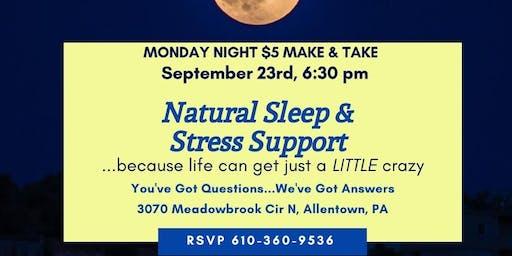 Natural Sleep & Stress Support