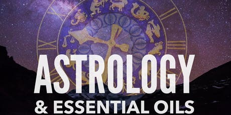 ASTROLOGY, CRYSTALS & ESSENTIAL OILS tickets