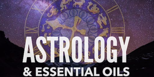 ASTROLOGY, CRYSTALS & ESSENTIAL OILS