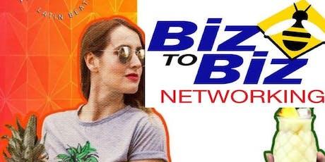 Biz To Biz Networking at MojitoBar Sawgrass tickets