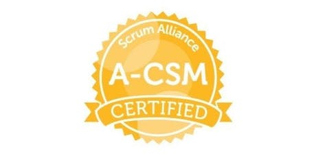 Official Advanced Certified Scrum Master Class (A-CSM) by Scrum Alliance - Winnipeg, Canada tickets