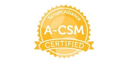 Official Advanced Certified Scrum Master Class (A-CSM) by Scrum Alliance - Winnipeg, Canada