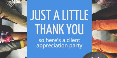 The Margolis Team Invites You To a Client Appreciation Party