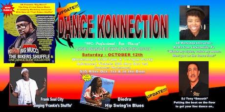 Dance Konnection Line Dance Explosion 2019 tickets
