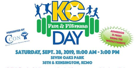 KC Fun & Fitness Day  tickets