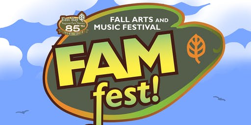 East Bay Regional Park District Presents: FAM Fest!