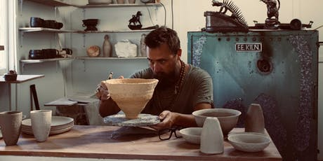 Pottery Workshop with Laurie Steer tickets