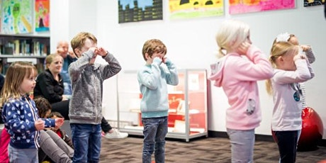 Story Time @ Deloraine Library tickets