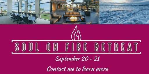 Soul On Fire Retreat - September 2019