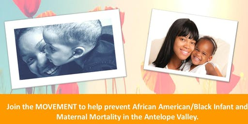 Antelope Valley African American Infant & Maternal Mortality Community Action Team (AAIMM CAT) Meeting