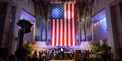 Stars, Stripes, and Sousa: A Patriotic Concert