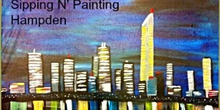 Paint Wine Denver City Reflections Sat Nov 2nd 7pm $40