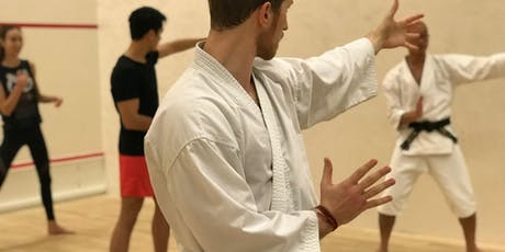 Shorinji Kempo: Martial Art & Meditation [日本少林寺拳法: 武道] tickets