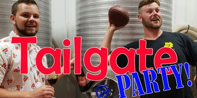 Get Blitzed! Spring Lake Winery Tailgate Sundays