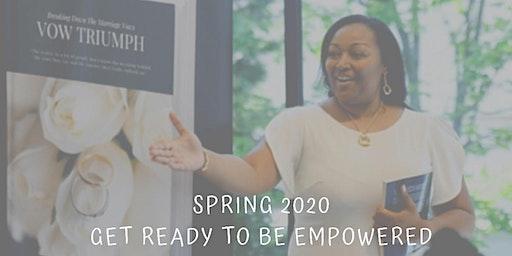 The Vow Triumph Empowerment Seminar Atlanta, GA