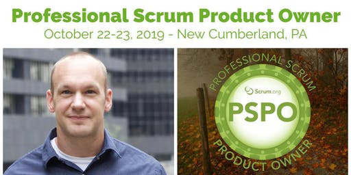 Professional Product Owner Training  | New Cumberland, PA | Oct 22-23