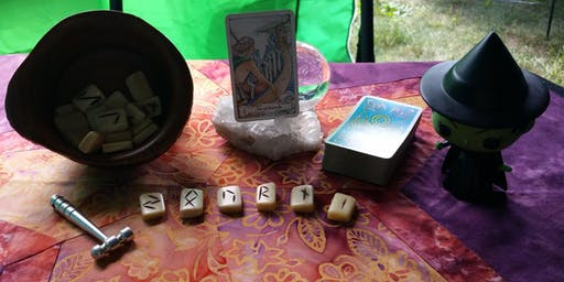 Tarot, Rune and Tea Leaf Readings with the LoonWitch