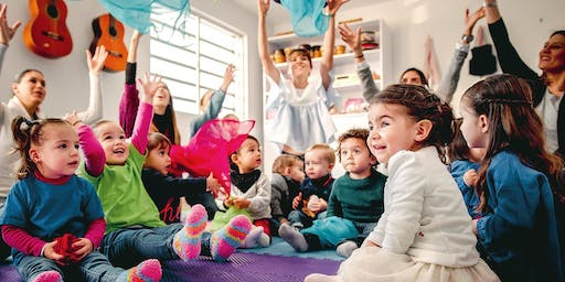 Field Trip - Free Music Together Class