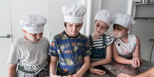 Make, Bake and Take cooking workshop for 7-16 year olds