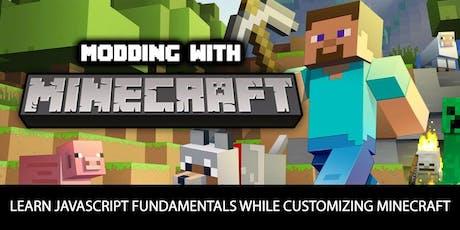 Minecraft Monday - 3 week series - November tickets