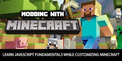 Minecraft Monday - 3 week series - November
