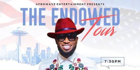 The Endowed Tour (D'Banj) tickets