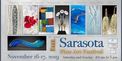 Sarasota Fall Fine Art Festival