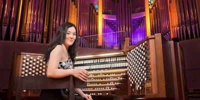 Chelsea Chen, Concert Organist