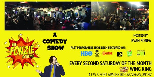 The Fonzie Scheme: A Comedy Show