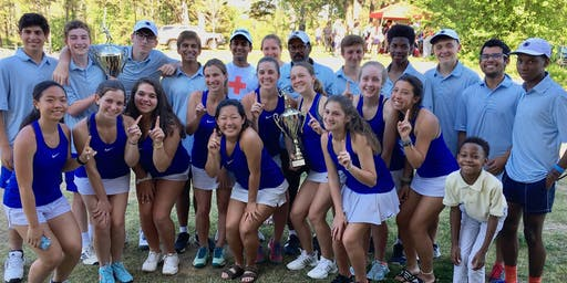 Chamblee Charter HS Tennis Team - Fall 2019 Round Robin Tournament