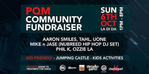 PQM Community Fundraiser