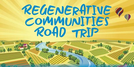 Regenerative Communities Forum tickets