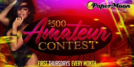 Amateur Night Contest tickets
