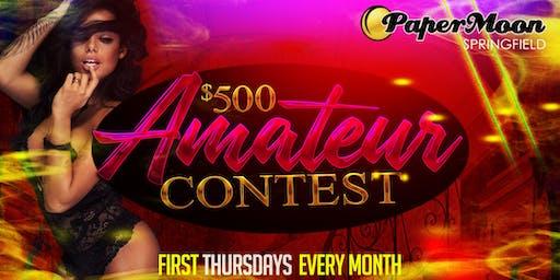 Amateur Night Contest