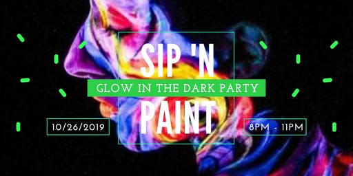 Sip N Body Paint HALLOWEEN EDITION