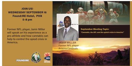 MITA AZ, Wednesday, September 18th at the Found:RE tickets
