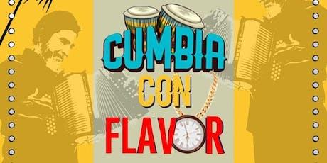 Cumbia Con Flavor tickets