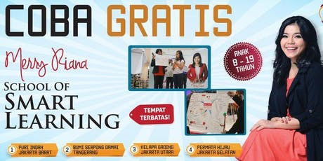 MERRY RIANA School of Smart Learning (For Teens & Kids) tickets
