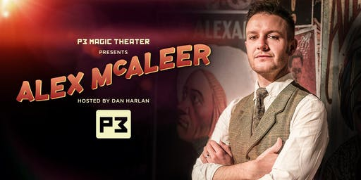 Tuesday Night Magic with Alex McAleer