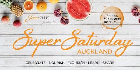 Super Saturday with Juice Plus+ tickets