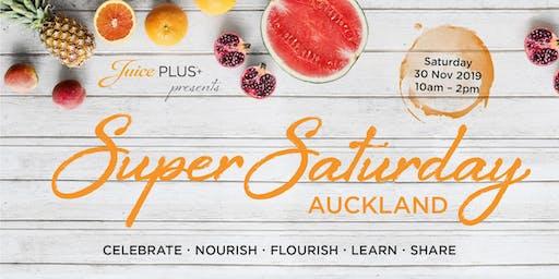 Super Saturday with Juice Plus+