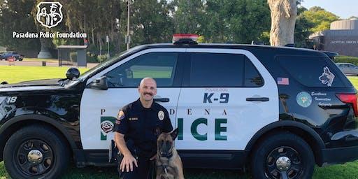 Annual Pasadena Police Foundation Breakfast 2019
